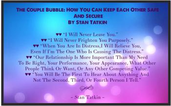 Couple Bubble - Stan Tatkin , Vivian Baruch - Newtown & Springwood