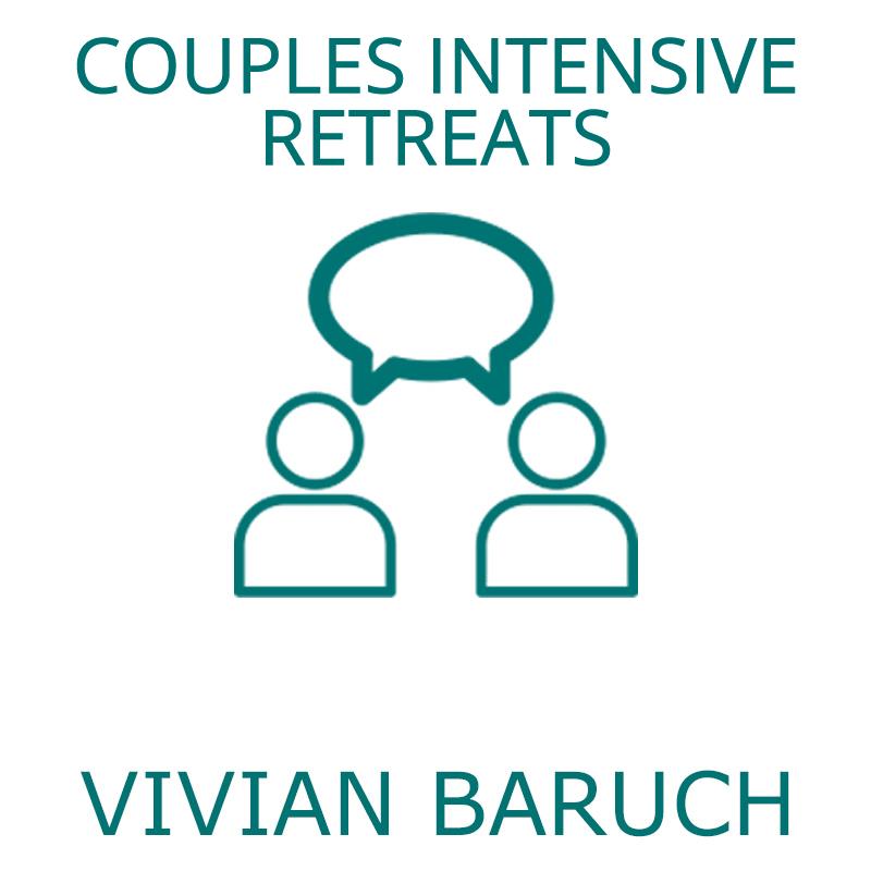 Couples intensive retreats booking details - Vivian Baruch