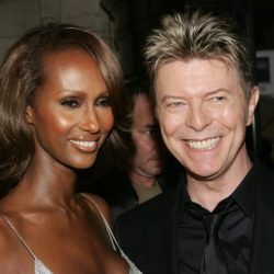David Bowie & Iman - Vivian Baruch online & Springwood