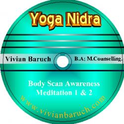 Yoga Nidra - Vivian Baruch online & Springwood